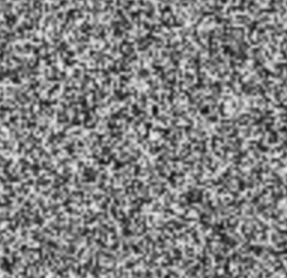 Cubic B Spline noise